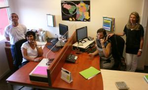 equipe administrative