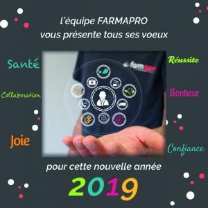 Meilleurs vœux 2019 !!