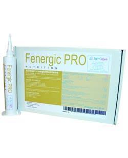 Fenergic Pro, pâte orale porcelet, donner un coup de fouet