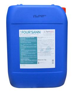 Four Sann désinfectant sporicide