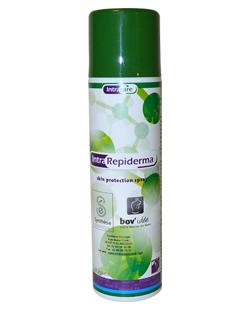 Repiderma, spray, protection de la peau