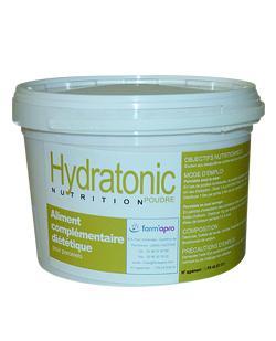 hydratonic poudre, réhydratant porcelet