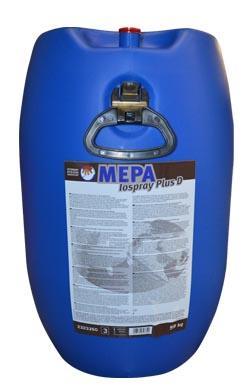 Iospray +D, trempage ou pulvérisation trayons, robot de traite, gobelets pulvérisateur