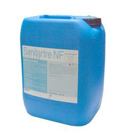 Sanitartre, stabilisant, détartrant, eau dure, calcaire, chlore