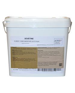 Sevetine, apport vitamine E et Sélénium organique, trouble musculo-squeletique