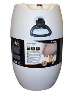turboshiel base effet barrière désinfection après traite