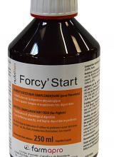 Forcy'Start, pâte orale physiologique pour porcelets, sécurisation tube digestif