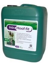 hoof fit liquide pour dermatite, sabots