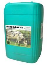 Lactoclean SD, savon décontaminant trayons et lavettes