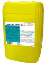 decontaminant chloré