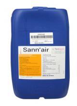Sann'air , accompagnement respiratoire