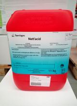 Nett'Acid , détartrand des canalisations d'eau de boisson des animaux